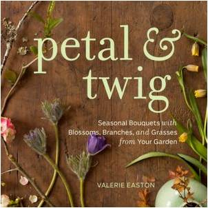 This book has inspired me to pick a bouquet from my garden each week this summer! I love the author's photos and descriptions of the bouquets she created throughout the year. Petal and Twig Book Review-My Flower Journal.com