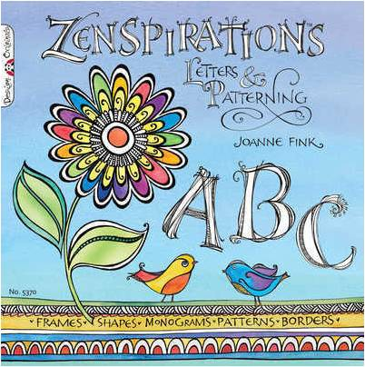 Zenspirations use for painted shoes-myflowerjournal.com