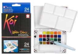The Koi Watercolor Set