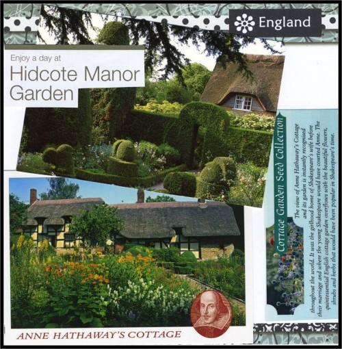 Travel Collage Journal Ideas-England-myflowerjournal.com