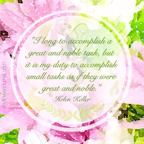 Inspirational Quotes On Beautiful Backgrounds My Flower Journal Awesome Quotes Journal