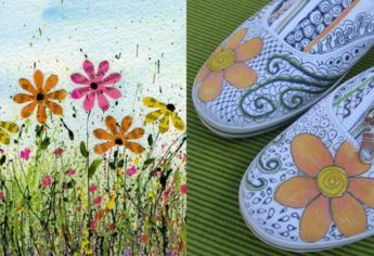 4 Flower Art Activities For Summer Fun