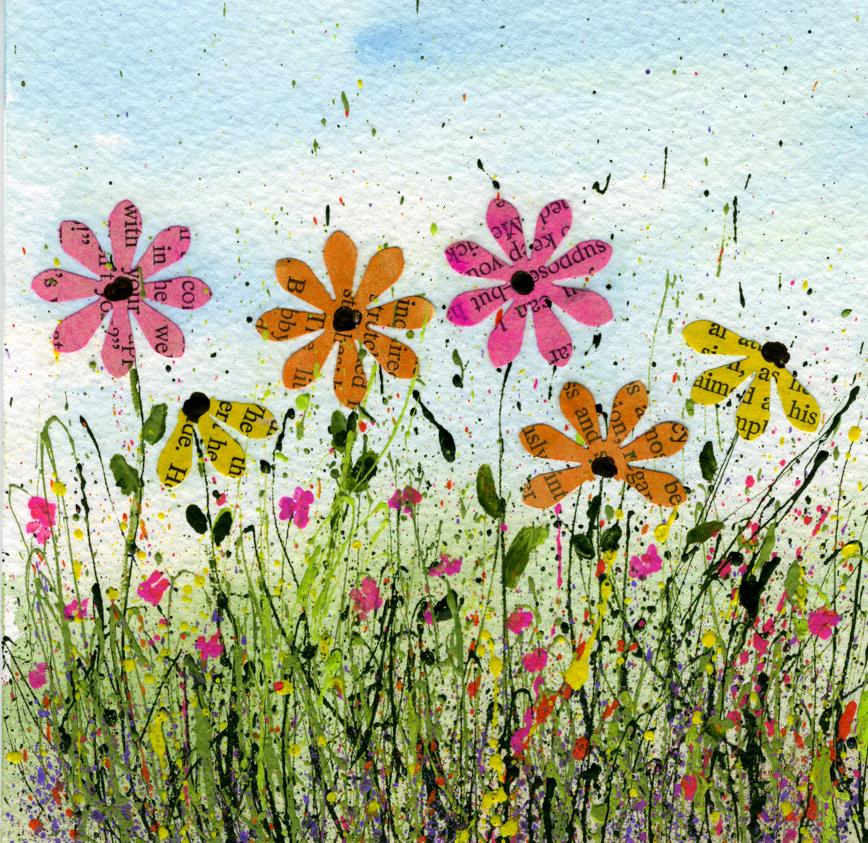 4 Flower Art Activities For Summer Fun My Flower Journal